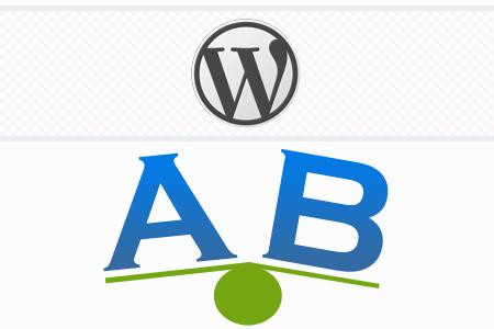 A-B-Testing-WordPress