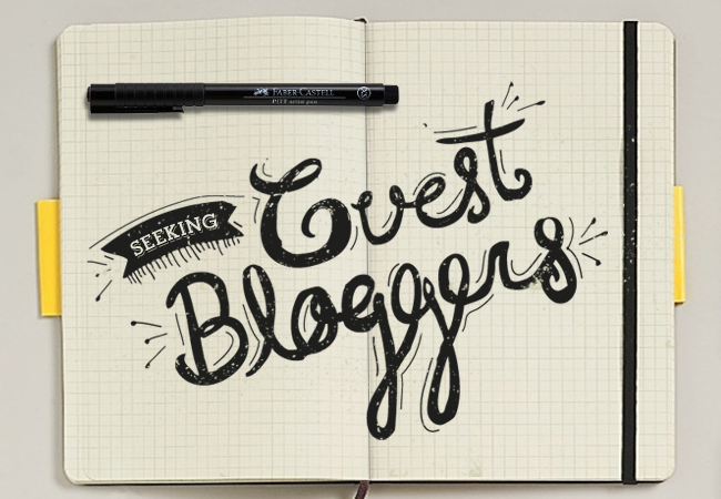 guest blogger SEO