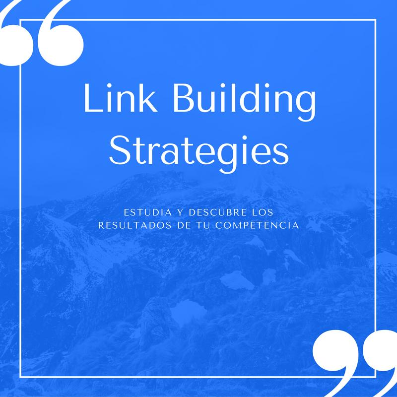 linkbuilding competencia