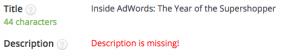 Hs blog Adwords