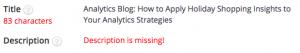 headers blog Analytics