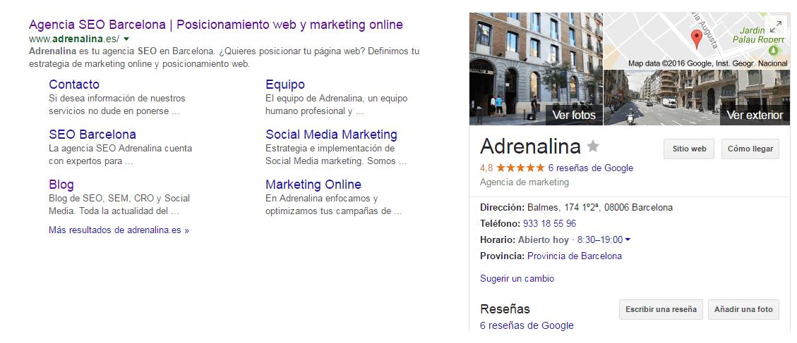 Tu negocio en Google Maps