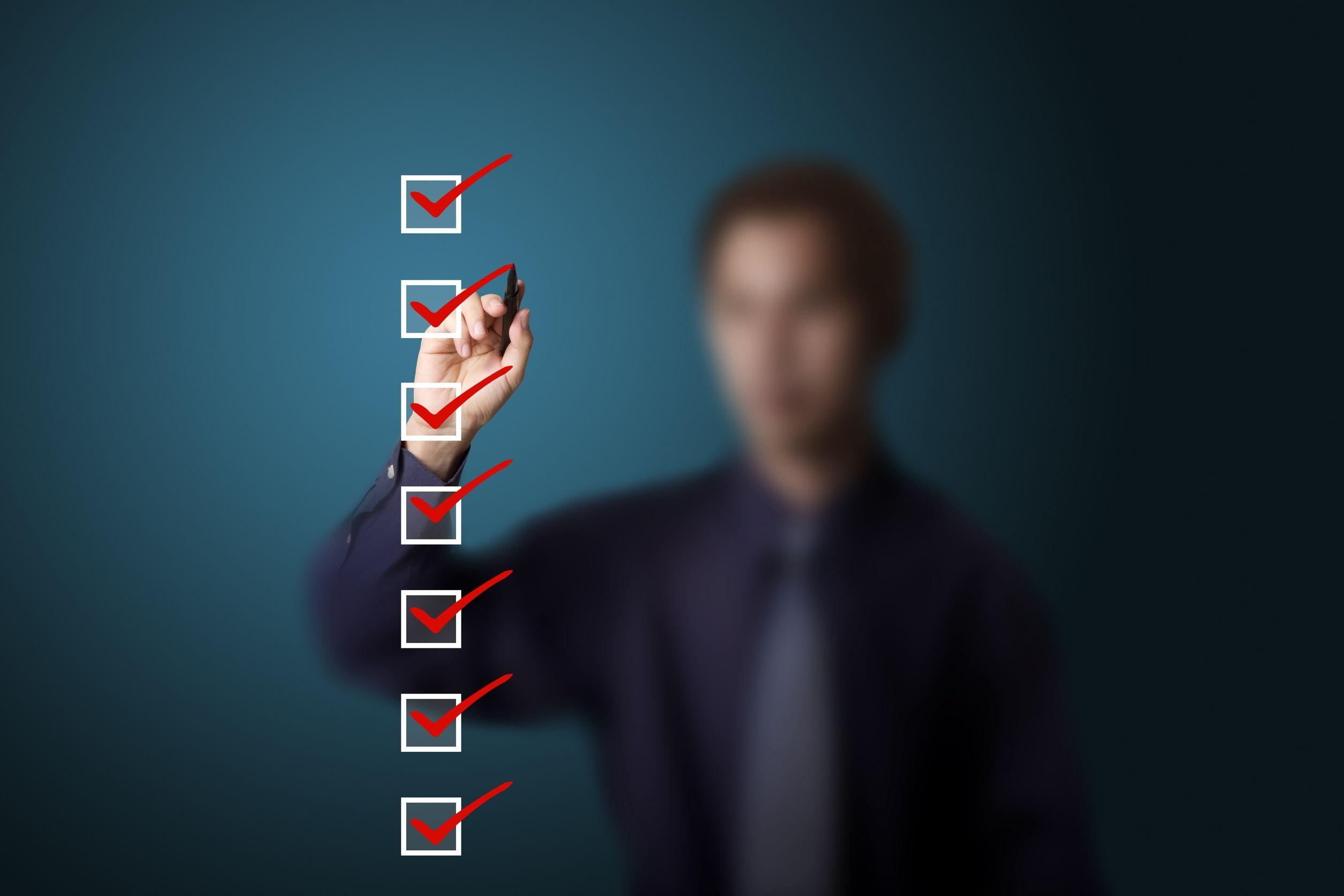 Checklist SEO para tu página