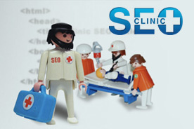 July Clinic SEO Summary