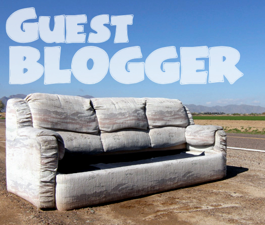 Discover guest-blogging