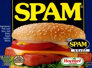 SEO Conents, watch out for SPAM content