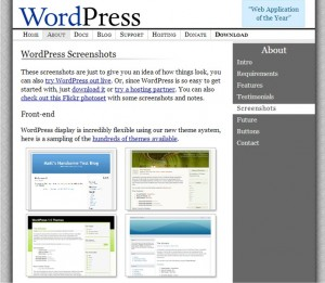 Wordpress 1.5