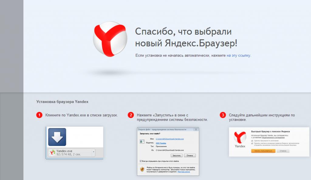 Seo in Yandex