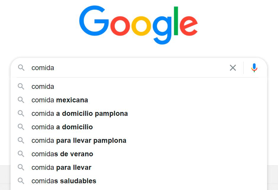 google suggest para keyword research