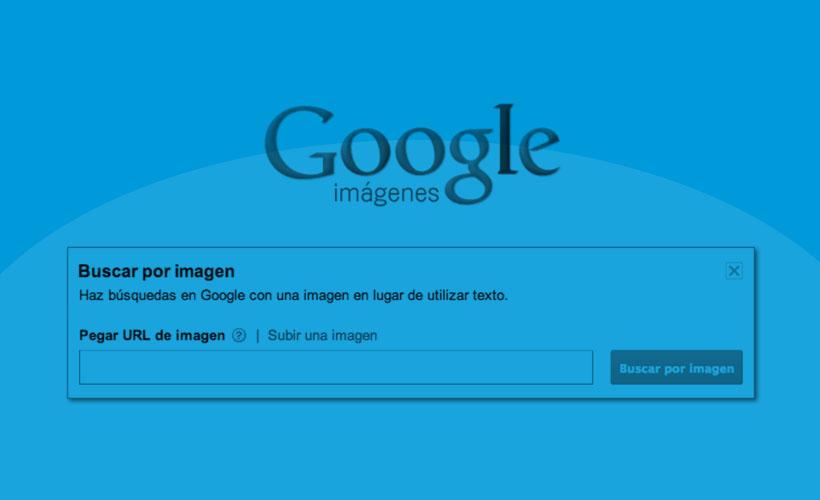 busqueda por imagenes en google