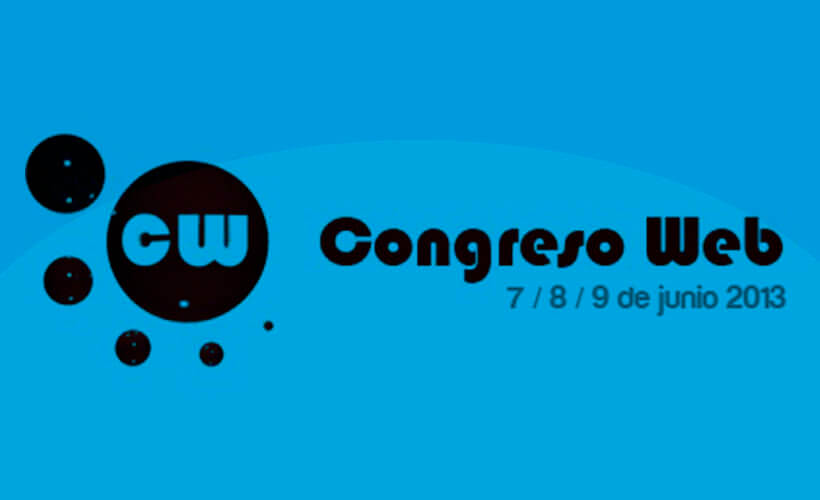 congreso web 2013
