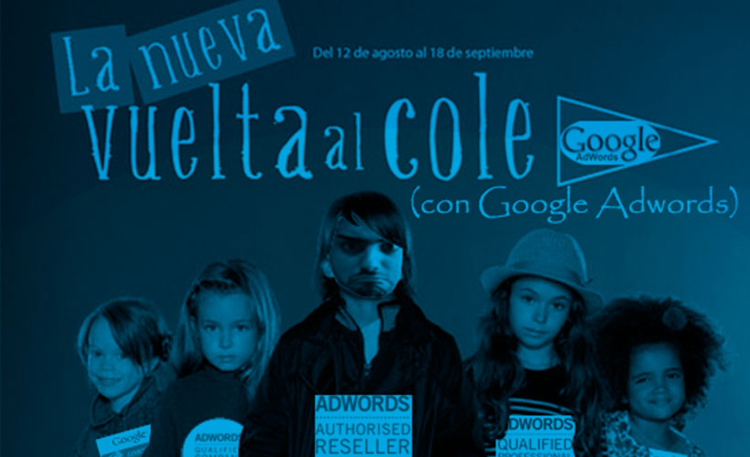 vuelta al cole adwords