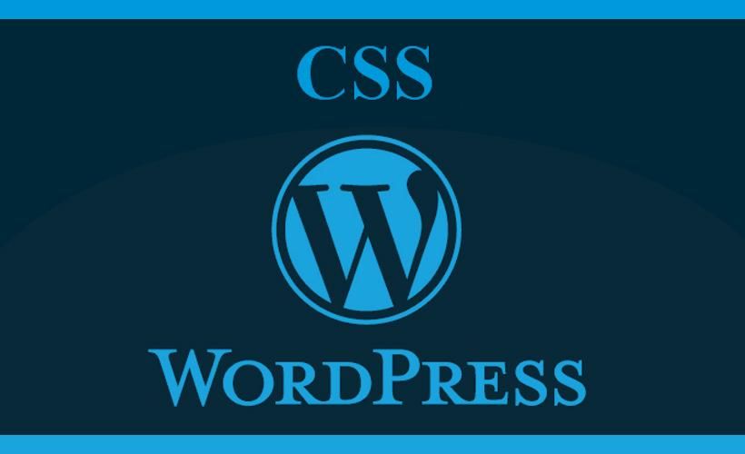 Creación de un menú wordpress con CSS