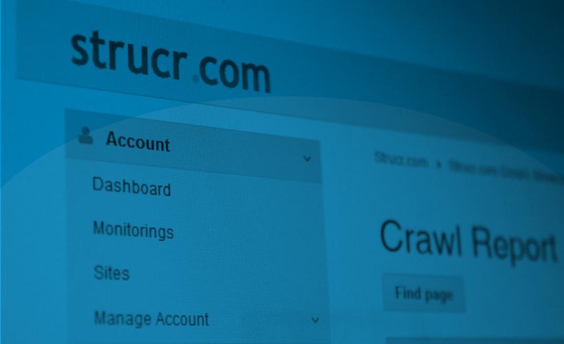 Strucr - una herramienta SEO para crawlear