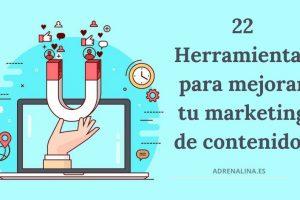 herramientas marketing de contenidos