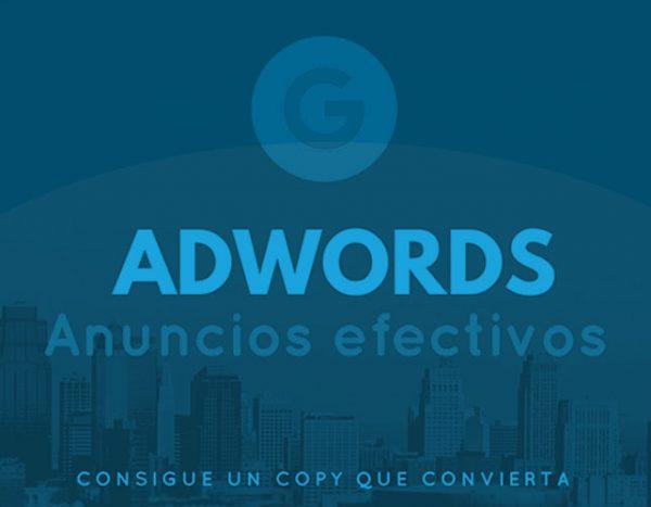 anuncios efectivos para google adwords