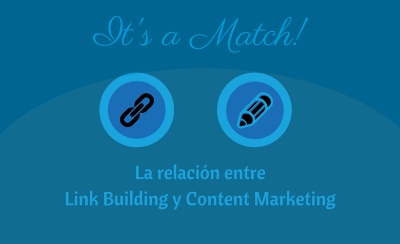 relación entre link building y content marketing