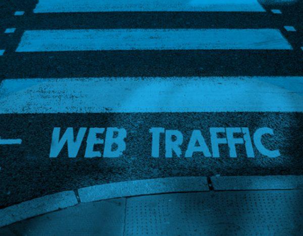 blog está perdiendo tráfico web