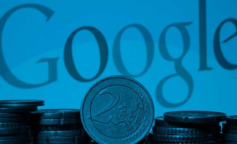 google multado UE