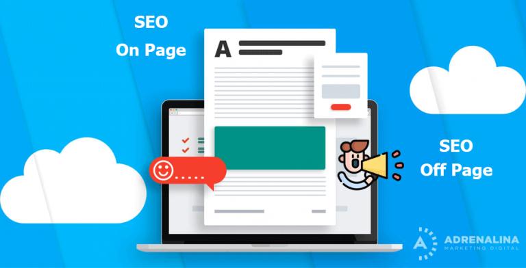 diferencias seo on page y seo off page