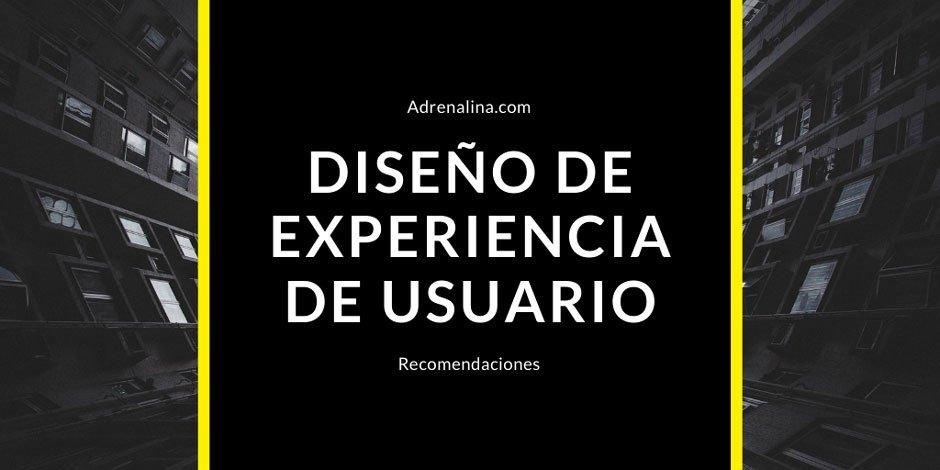 diseño de la experiencia de usuario