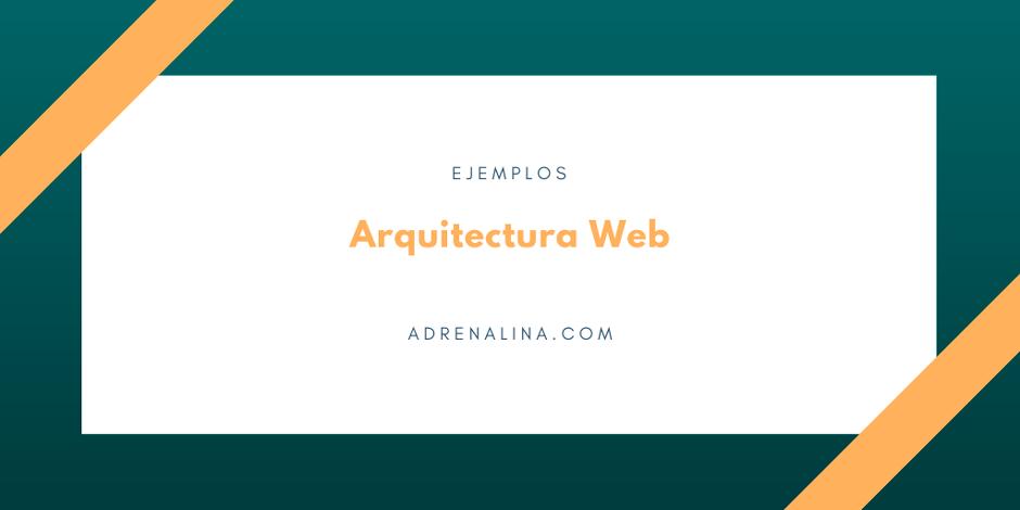 arquitectura de la información para la creación de páginas web