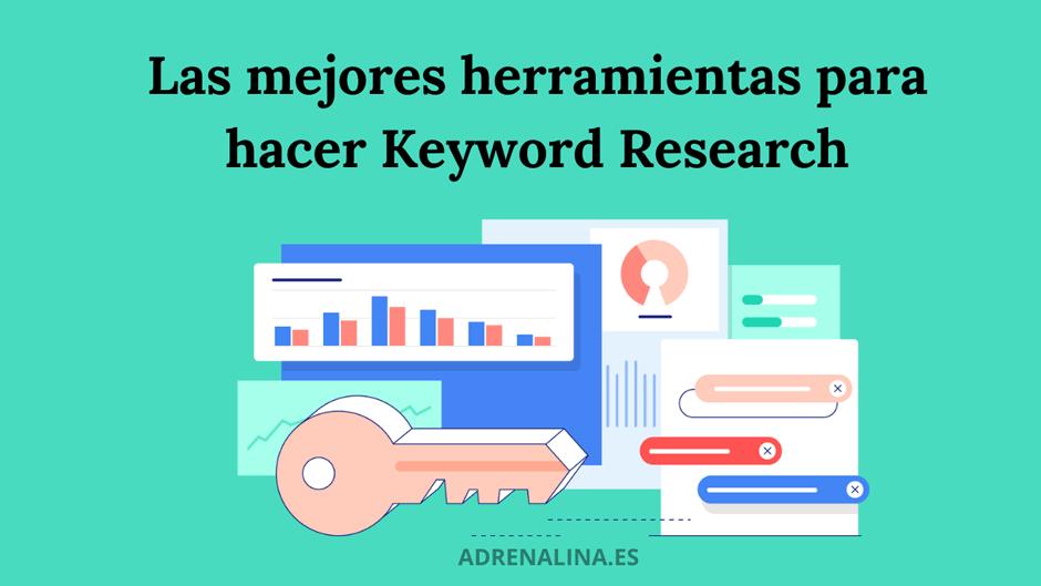 herramientas keyword Research