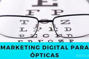 marketing digital para opticas