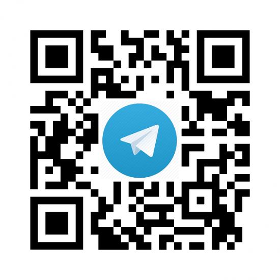 código qr telegram