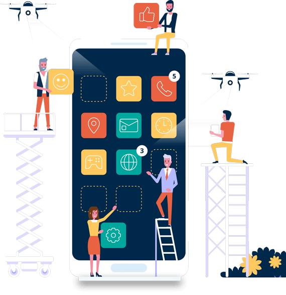 Desarrollo apps Android y ios