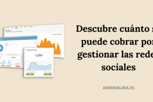 PRECIOS gestion redes sociales