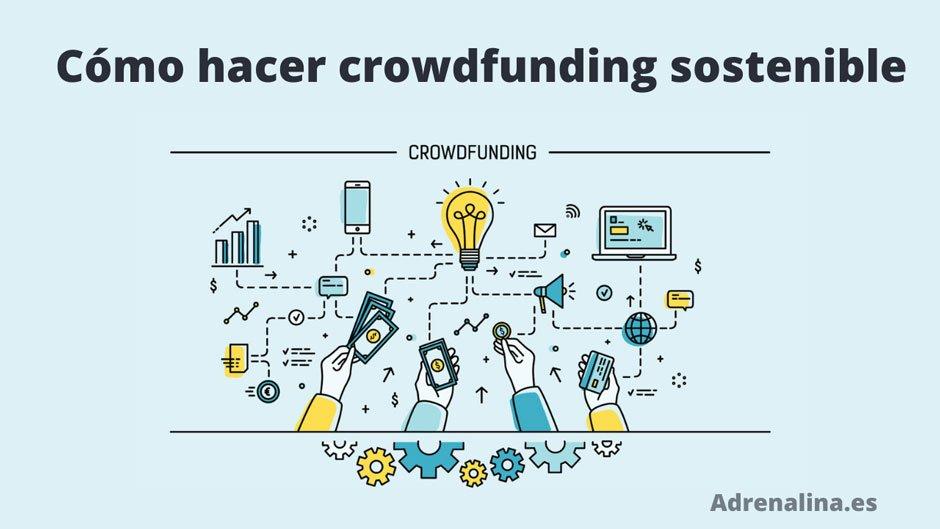 como hacer crowfunding