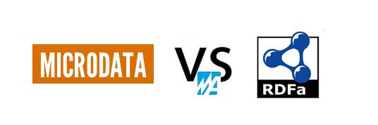 microdata vs rdfa