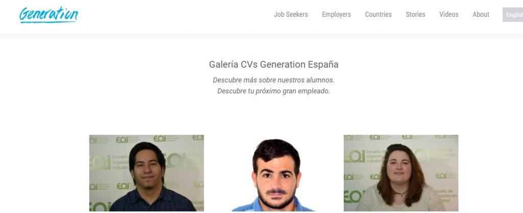 generation spain