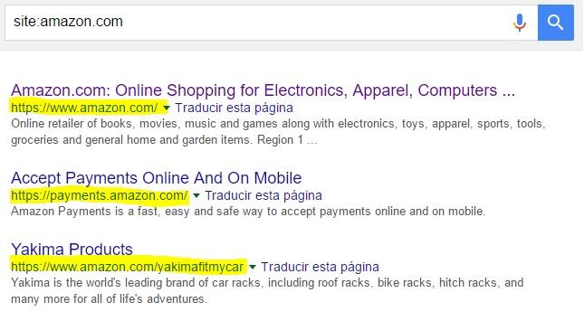 indexacion en Google https
